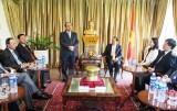 Phó Thủ tướng Nguyễn Xuân Phúc thăm ĐSQ Việt Nam ở Singapore