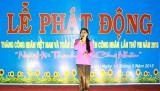 TX.Bến Cát: Tổ chức hội thi tiếng hát thanh niên công nhân