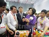 Hơn 300 doanh nghiệp dự triển lãm quốc tế công nghiệp thực phẩm
