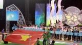2015年越南全国机器人大赛总决赛在芹苴市开幕