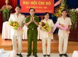 Cảnh sát phòng cháy và chữa cháy: Đại hội Chi bộ Phòng Hậu cần và Trang bị kỹ thuật