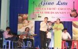 CLB đờn ca tài tử phường Phú Thọ: Dù khó khăn vẫn duy trì sinh hoạt