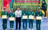 Nông trường Cao su Minh Tân (Dầu Tiếng): Sôi nổi hội thi thợ giỏi thu hoạch mủ năm 2015