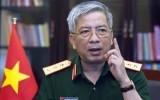 Thượng tướng Nguyễn Chí Vịnh nói về hội đàm quốc phòng Việt- Trung