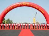Thủ tướng phát lệnh thông xe cầu Cổ Chiên nối Bến Tre và Trà Vinh
