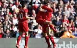 Liverpool thua đậm Crystal Palace trong ngày tri ân Gerrard