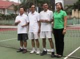 CLB quần vợt TP.Thủ Dầu Một: Tổ chức giải chào mừng sinh nhật Bác