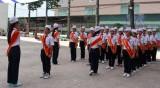 Thành phố Thủ Dầu Một: Gần 1.000 đội viên thi nghi thức đội