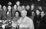 """Nhà báo Mỹ gọi Chủ tịch Hồ Chí Minh là """"G. Washington của Việt Nam"""""""