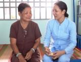 Chị Hoàng Thị Mai: Học theo Bác để áp dụng trong công việc thường ngày