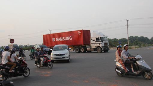 Giao lộ Bùi Văn Bình - Mỹ Phước - Tân Vạn