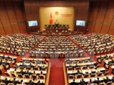 Kỳ họp thứ 9 Quốc hội khóa XIII khai mạc vào sáng 20-5