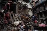Hai thị trấn ở Tây Tạng dịch chuyển sau trận động đất ở Nepal
