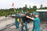 Lực lượng vũ trang huyện Phú Giáo: Tập trung xây dựng đơn vị vững mạnh toàn diện
