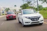 Honda HR-V hút khách ngang Toyota Innova