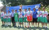 Giải bóng đá mini truyền thống sinh viên Đại học Bình Dương: Khoa Luật vô địch