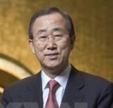 Tổng Thư ký Liên hợp quốc Ban Ki-moon thăm chính thức Việt Nam