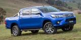 Toyota Hilux 2016 chính thức ra mắt
