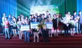 Chung kết Hội thi hát tiếng Anh: Nguyễn Thái Thuận đoạt giải nhất