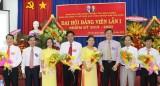 Đảng bộ Công ty Cổ phần khu công nghiệp Nam Tân Uyên: Tổ chức Đại hội đảng viên nhiệm kỳ 2015-2020