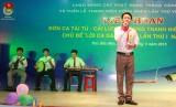 Phan Thanh Tùng: Cất tiếng ca, lòng như trong sáng hơn