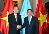 Tổng Thư ký Ban Ki-moon bày tỏ lo ngại các tranh chấp trên Biển Đông