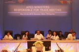 Khai mạc Hội nghị Bộ trưởng Thương mại APEC tại Philippines