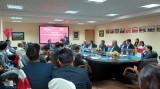 Chủ tịch nước gặp gỡ doanh nghiệp bàn về đầu tư vào Nga