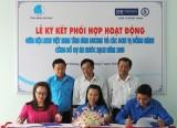 Hội Liên hiệp Thanh niên tỉnh: Ký kết các hoạt động phối hợp, công bố Dự án nước sạch năm 2015