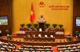 Quốc hội thảo luận về kế hoạch phát triển KT-XH và ngân sách