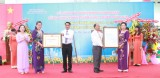 Trường tiểu học Tân An (TP.Thủ Dầu Một): Đón  bằng công nhận trường đạt chuẩn quốc gia mức độ I