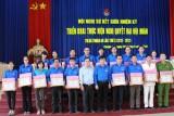 TX. Thuận An: Tuyên dương, khen thưởng 40 đảng viên trẻ tiêu biểu