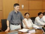 Đại biểu Quốc hội thảo luận dự án Bộ luật hình sự (sửa đổi)