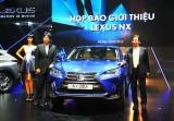 Lexus NX 200t giá 2,4 tỷ tại Việt Nam