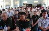 Cựu chiến binh thông tin liên lạc Sư đoàn 9 họp mặt truyền thống