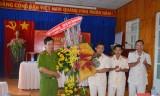 Đại hội Chi bộ Phòng Hướng dẫn, chỉ đạo về chữa cháy và cứu nạn cứu hộ Cảnh sát PC&CC tỉnh Bình Dương