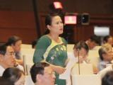 Quốc hội thảo luận Luật tài nguyên, môi trường biển và hải đảo