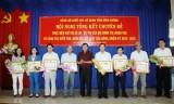 Đảng ủy khối các cơ quan tỉnh tổng kết 17 năm thực hiện Chỉ thị 30 của Bộ Chính trị