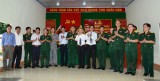 Cục Hậu cần Quân đoàn 4 ký kết nghĩa với Công ty cổ phần Cao su Đồng Phú