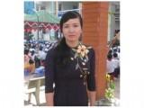 Cô Phạm Thị Mai Hoa : Giáo viên trẻ tiêu biểu