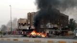Gần 40 người thương vong trong một loạt vụ đánh bom tại Iraq