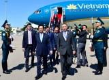 Thủ tướng Nguyễn Tấn Dũng đã tới Kazakhstan dự lễ ký FTA