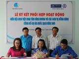 Hội Liên hiệp thanh niên tỉnh: Phối hợp thực hiện hoạt động vì cộng đồng