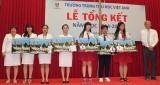 Trường trung tiểu học Việt Anh: Nhiều học sinh đoạt giải học sinh giỏi các cấp