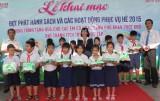 Nhà sách - Siêu thị Bình Minh: Khai mạc đợt phát hành sách và các hoạt động phục vụ hè