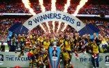 Arsenal đoạt Cup FA sau chiến thắng đậm trước Aston Villa