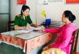Chi bộ Công an Phường Phú Cường, TP.Thủ Dầu Một: Mỗi ngày làm một việc tốt vì dân