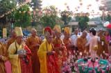 Đại lễ Phật đản trong Phật giáo: Tổ chức quy mô, trọng thể và trang nghiêm