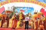Giáo hội Phật giáo Bình Dương: Long trọng tổ chức đại lễ Phật đản Phật lịch 2.559