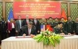 Hợp tác Quốc phòng Việt Nam – Hoa Kỳ tập trung vào 5 nội dung lớn
